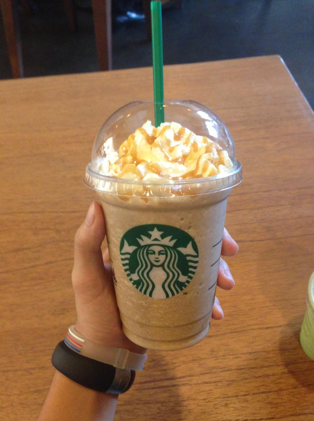 Banana Cake Starbucks